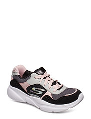 Girls Meridian - BKLP BLACK LIGHT PINK