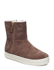 Womens Originals: Double Up - Fall in Line - DKTP DARK TAUPE