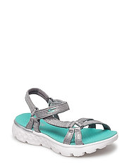 Girls On-The-Go 400 - GYTQ GREY TURQUOISE