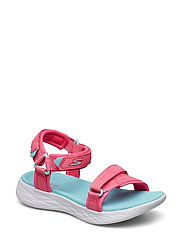 Girls On The Go 600 - HPAQ HOT PINK AQUA