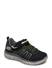 Boys Flex Advantage 2.0 - BKLM BLACK LIME