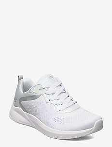 Womens BOBS Aria - matalavartiset tennarit - wht white