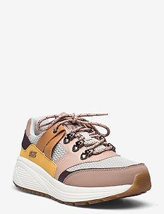 Womens BOBS Sparrow 2.0 - City Hike - låga sneakers - ntmt natur multi