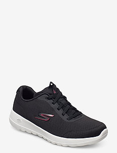 Womens Go Walk Joy - sneakers med lav ankel - bkw black white