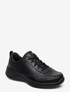 Womens GOwalk Steady - matalavartiset tennarit - bbk black