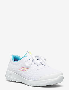 Womens Go Walk Joy - niedrige sneakers - wmlt white multicolor