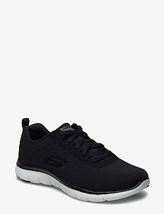 Womens Flex Appeal 2,0 - sneakers med lav ankel - black