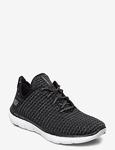 Womens Flex Appeal 2.0 - Bold Move - lave sneakers - bkw black white