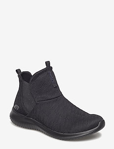 Womens Ultra Flex - BBK BLACK