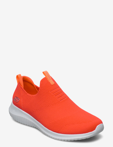 Womens Ultra Flex - First Take - lave sneakers - org orange