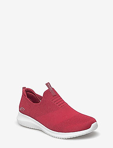 Womens Ultra Flex - First Take - matalavartiset tennarit - red red
