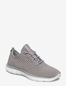 Womens Flex Appeal 2.0 - Estates - sneakers med lav ankel - gry grey
