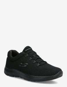 Womens Summits - lave sneakers - bbk black