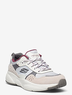 Womens Meridian - chunky sneakers - ntgy natur gray