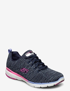 Womens Flex Appeal 3.0 - Reinfall - sneakers med lav ankel - nvmt navy multicolor