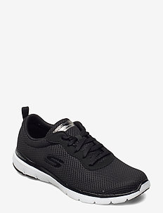 Womens Flex Appeal 3.0 - First Insight - matalavartiset tennarit - bkw black white