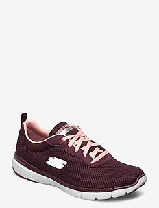 Womens Flex Appeal 3.0 - First Insight - matalavartiset tennarit - bupk burgundy pink
