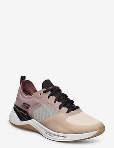 Womens Modena-Vemeto - låga sneakers - ntbk natur black