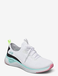 Womens Solar Fuse - låga sneakers - wmlt white multicolor