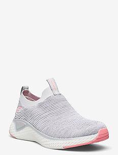 Womens Solar Fuse - Lite Joy - låga sneakers - gry grey