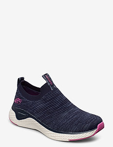 Womens Solar Fuse - Lite Joy - låga sneakers - nvy navy