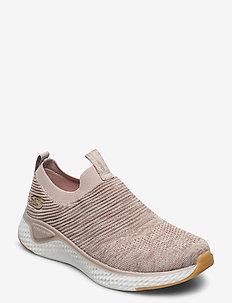 Womens Solar Fuse - Lite Joy - slip-on sneakers - tpe taupe