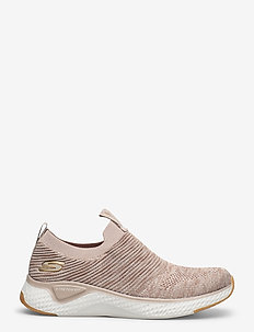 Womens Solar Fuse - Lite Joy - lave sneakers - tpe taupe