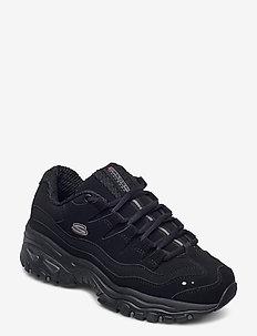 Womens Energy  - High Steel - niedrige sneakers - bbk black