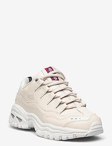 Womens Energy - låga sneakers - nat natur