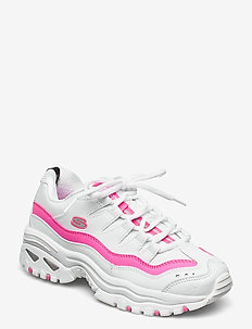 Womens Energy - Over Joy - matalavartiset tennarit - whpk white hot pink