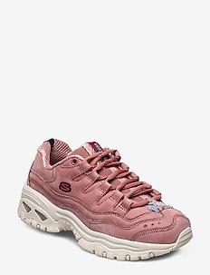 Womens Energy - Wave Dancer - chunky sneaker - ros rose