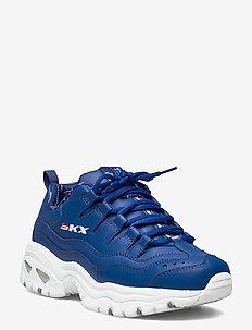 Womens Energy - Retro Vision - låga sneakers - blu blue