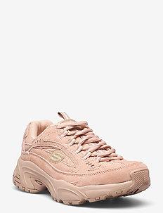 Womens Stamina - Uplift Trail - låga sneakers - tan tan
