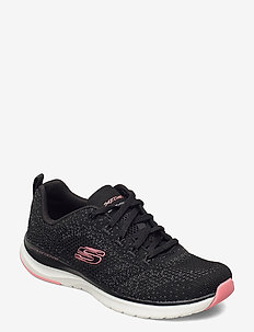 Womens Ultra Groove - låga sneakers - bkpk black pink