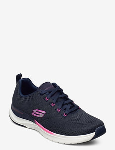 Womens Ultra Groove - Pure Vivion - sneakers med lav ankel - nvhp navy hot pink