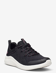 Womens Ultra Flex 2.0 - Higher Limit - låga sneakers - bkw black white