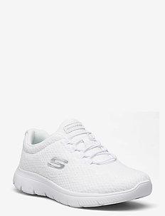 Womens Summits - låga sneakers - wht white