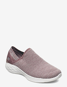 Womens YOU - Rise - slip-on sneakers - mve mauve