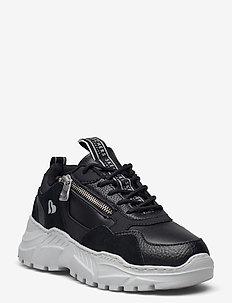 Womens Street B-Rad - låga sneakers - blk black