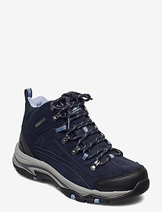 Womens Trego - Alpine Trail - sneakers med lav ankel - nvgy navy grey