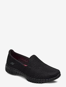 Womens Go Walk Smart - slipper - bbk black