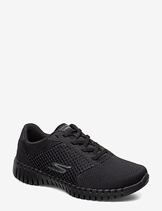 Womens GOwalk Smart - Influence - matalavartiset tennarit - bbk black
