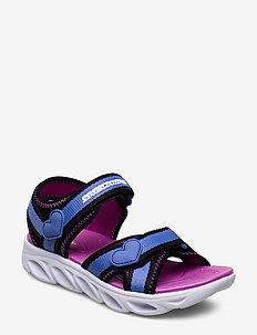 Girls Hypno-Flash 3,0 Sandal - sandalen - bkbl black blue