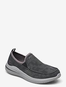 Mens Delson 3.0 - loaferit - blk black