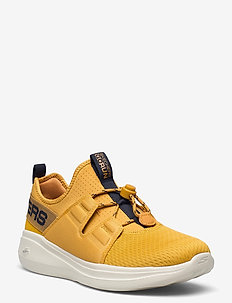 Mens Go Run Fast - training schoenen - ylnv yellow navy