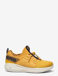 Mens Go Run Fast - træningssko - ylnv yellow navy