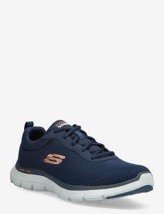 Mens Flex Advantage 4.0 - laag sneakers - nvbl navy blue