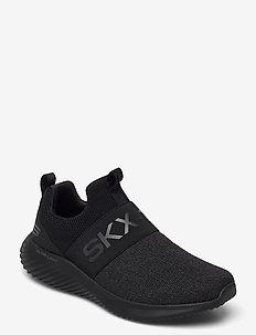 Mens Bounder - lave sneakers - bbk black