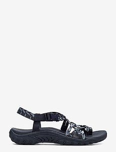 Womens Sandal - Reggae - Islander - platta sandaler - nvbl navy blue