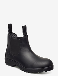 Womens Peaked - chelsea boots - blk black